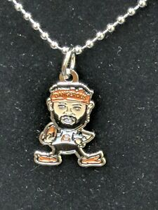 """Baker Mayfield/Cleveland Browns """"Dangerous"""" Necklace jewelry.(B11)"""