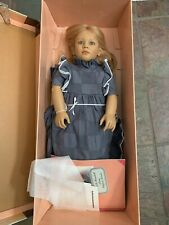 Annette Himstedt Malin doll, World Child Collection, 30 inch, never out of box