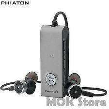 Phiaton BT 220 NC Bluetooth 4.0 Noise Cancelling Earphone Earbuds BT220NC