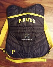 Pittsburgh Pirates promotional Bayer catcher backpack