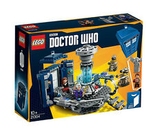 LEGO Ideas DOCTOR WHO 21304 NEW FREE SHIPPING