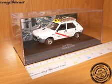 SEAT RITMO TAXI CAB 1:43 MADRID (SPAIN) 1980 MINT!!!