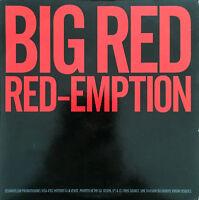 Big Red CD Single Big Redemption - Promo - France (EX/EX)