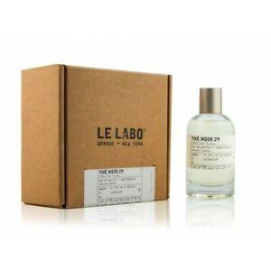 Le Labo The Noir 29 100ml NIB Eau de Parfum 3.4 oz New in Box Sealed Sale Last