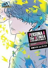 PERSONA 4 THE ULTIMAX ULTRA SUPLEX HOLD 3 Japanese comic manga game P4
