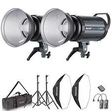 Neewer 800W Photo Studio Strobe Flash and Softbox Lighting Kit