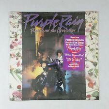 PRINCE Purple Rain 125110 SLM LP Vinyl VG++ Cover Shrink Sleeve Poster Hype Stkr