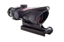Trijicon TA31F ACOG 4x32 BAC Riflescope | Dual Illuminated Red Chevron