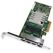 49y4240 IBM I340-T4 Quad PORTS SERVEUR Adaptateur e1g44ht- IBM 49y4241 49Y4242