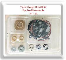 Turbo Charger Rebuild Kit Fits: Ford Powerstroke Diesel Engine V8 7.3L 1999-2003