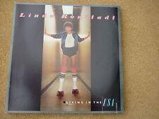 LINDA RONSTADT-Living In The USA- 6E 155 Asylum Records 1978