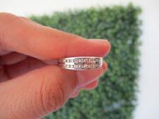 .26 Carat Diamond White Gold Half Eternity Ring 14k codeHE77 sepvergara
