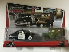 CARS DISNEY SHERIFF & SERGENT SARGE