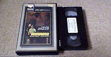 RUNNING DENMARK PPE VHS PAL VIDEO 1982 Michael Douglas Susan Anspach Danish Subs