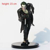 15cm Batman The Joker PVC Action Figure Collection Model Toy Gifts for Children