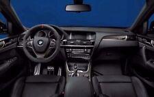BMW M PERFORMANCE CARBON FIBER INTERIOR TRIM 51952358300 F25 X3 F26 X4