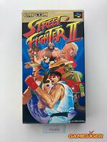 STREET FIGHTER II 2 Nintendo Super Famicom SFC JAPAN Ref:314564