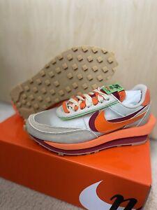 Nike LD Waffle sacai CLOT Blaze (DH1347-100) Size 5.5 Brand New Fast Shipping