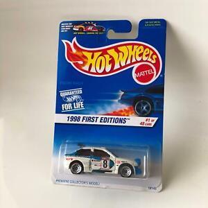 Hot Wheels Mattel Escort Rally 1998 First Editions #1/48 Collectors Model U5