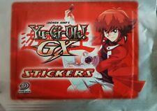 YU GI OH! GX X5O LOOSE STICKERS