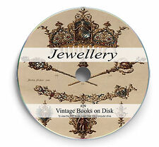 205 Rare Antique Books on Precious Stones DVD Diamond Ring Jewellery Earrings 29