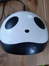 36W 12LED Panda Nail Dryer UV Lamp For Nails Gel Polish Curing USB Timer UK