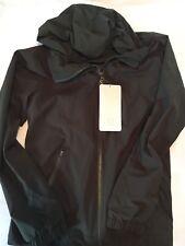 NWT Lululemon RISE AND SHINE JACKET III Dark Olive Green DKOV Rain Jacket Size 2