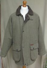 Countrywide Woodbury Classics green wool tweed jacket country hunting size L