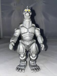 """HTF 2005 Bandai Toho 7"""" MechaGodzilla Mecha Godzilla Action Figure"""