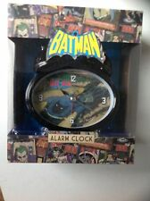 Batman - Oval Shaped Alarm Clock
