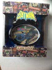 Batman - Oval Shaped Alarm Clock