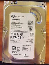 """Seagate Barracuda 2TB Internal Hard Drive 7200RPM 64MB 3.5"""" HDD ST2000DM001"""