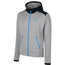 Mens Nike Hybrid Fleece Hoody Sports Full Zip Tracksuit Top and Bottoms Size S
