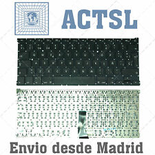 TECLADO ESPAÑOL para Apple Macbook Air A1466 13""
