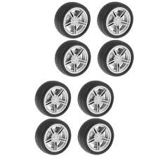 10 Pcs Upgrade Parts Wheel Accessories Model Rc Rims For Racing Car