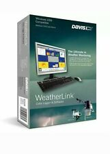 NEW Davis WeatherLink for Vantage Pro 2 & Vantage Vue Sealed 6510USB Data Logger