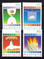 Australia 1985 Conservation set MNH