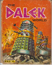 RARE: The Dalek World, from 1965. Good price!  Doctor Who