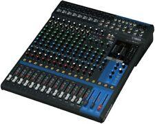 Yamaha Analog Mixer 16Ch Mg16Xu