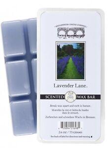Bridgewater Candle Scented Wax Bar Lavender Lane 73 g