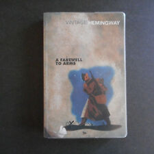 A Farewell to Arms Ernest Hemmingway Vintage Hemingway tradeback 2005