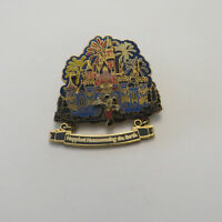 Disney Mickey Mouse and Sleeping Beauty Castle at Night Homecoming Happiest Pin