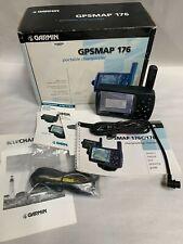 Garmin GPSMAP Model 176 Portable Chartplotter (A45)