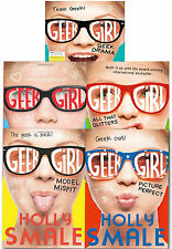 Geek Girl Series Holly Smale 5 Collection Books Set-Picture Perfect, Geek Drama