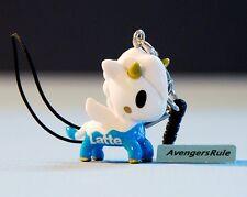 TokiDoki Unicorno Frenzies Series 2 Zipper Pulls Keychain Cremino