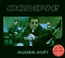 Oomph! + Maxi-CD + Augen auf! (2004, digi, ltd. edition e.p.)