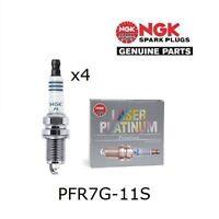 NGK LASER PLATINUM SPARK PLUGS - HONDA INTEGRA TYPE R (DC2) B18C PFR7G-11S