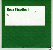 (K839) Box, Studio I - DJ CD