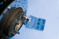 SUPER SAVER DAMAGED Wheel Stud Thread Repair Tool Set  Uses Reverse Action !