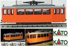 KATO 14603 TRAM URBANO e SUBURBANO Straßenbahn MOTORIZZATO ORANGE OVP SCALA-N